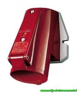 32A 400V 5P (rood)